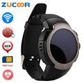 Smart watch smartwatch z9 com 3g slot para cartão sim gps/wifi/fm freqüência cardíaca monitor de mp3/mp4 pedômetro bluetooth câmera touch screen