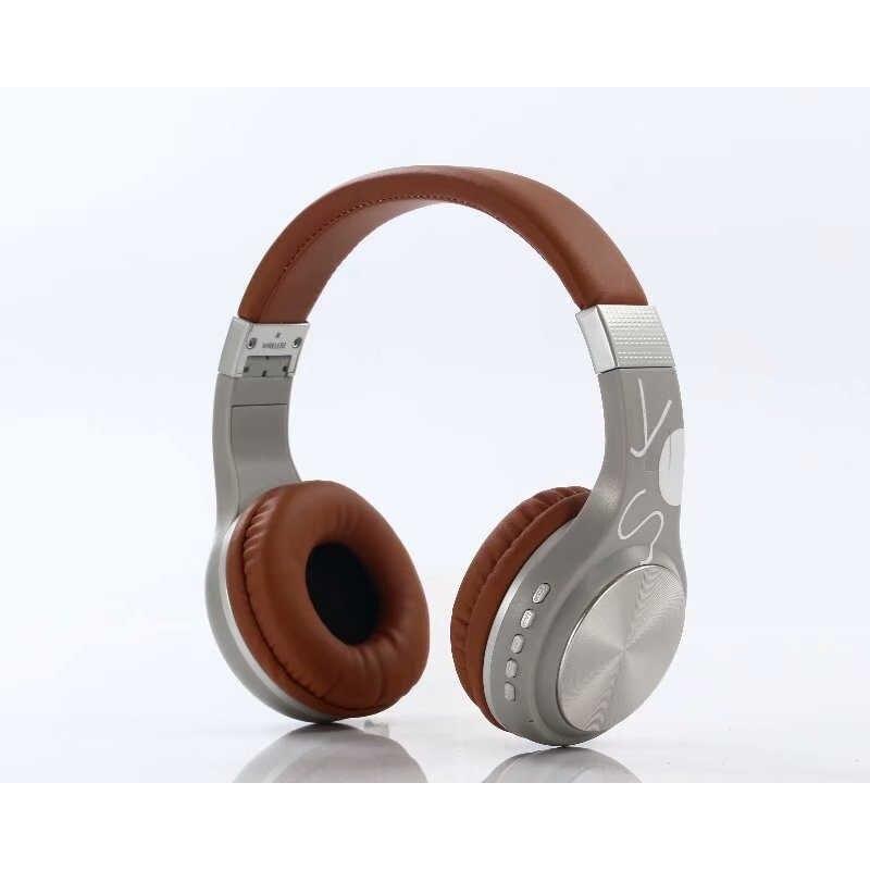 FM wireless headphones Noise reduction bluetooth earphone HIFI stereo game headphones for Mobile phone tablet