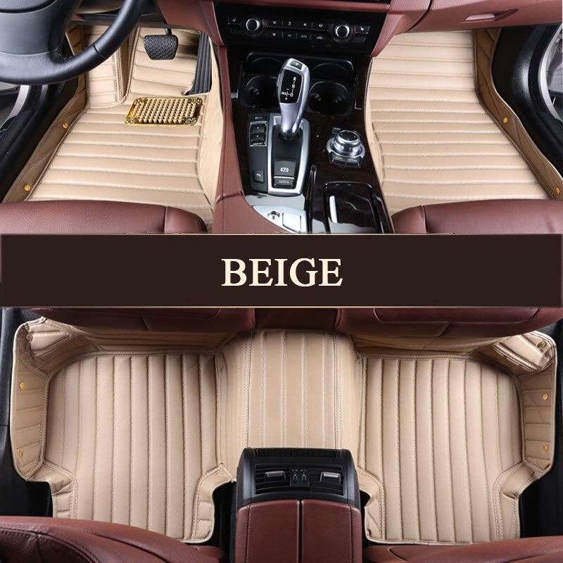 Custom fit car floor mats for mercedes benz cla180 200 for Mercedes benz glc 300 floor mats