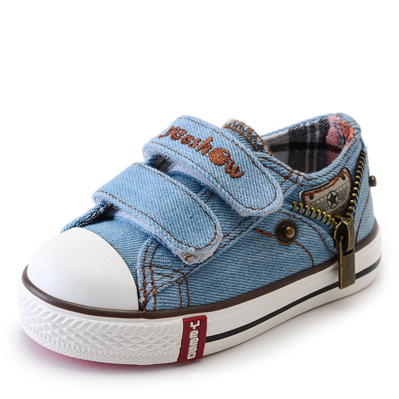 canvas-shoes-2018-spring-denim-canvas-boys-girls-sneakers-baby-schoenen-kids-sports-shoes-breathable-running-shoes-for-children