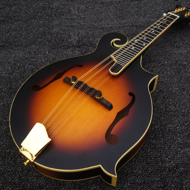 giggle mandolin small travel 8 string f hole hollow body china musical instrument acoustic. Black Bedroom Furniture Sets. Home Design Ideas