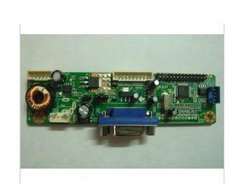 Free Shipping! 1pc  RTD2270 Generic Driver Board LVDS LCD Driver Board With VGA Head