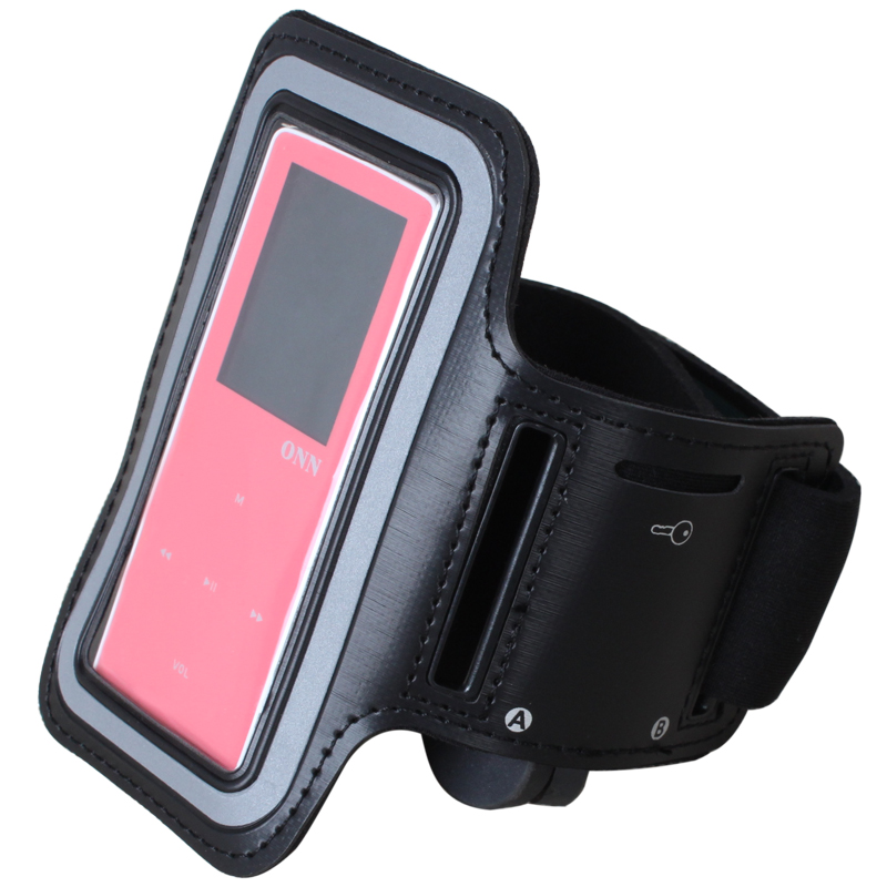 Running Sport Fitness Mp3 Player Arm Band Case For Ipod Nano 4th 5th Gen