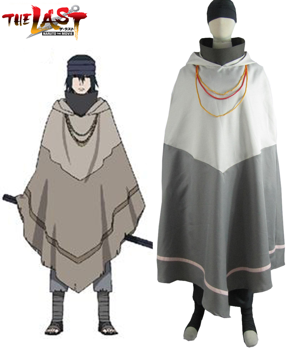 Naruto The movie The last Uchiha Sasuke Cosplay Costume Tailor Made|sasuke  cosplay costume|sasuke cosplaycosplay costume - AliExpress