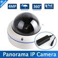 "1/3 ""OV4689 HD CCTV Купольная 4MP Fisheye Ip-камера POE Открытый Водонепроницаемый IP66, 4.0MP (2592*1520)/3MP (2048*1536), 5MP 1.7 ММ Объектив, p2p"