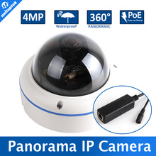 1/3″ OV4689 HD CCTV Dome Fisheye 4MP IP Camera POE Outdoor Waterproof IP66, 4.0MP(2592*1520)/3MP(2048*1536) ,5MP 1.7MM Lens,p2p