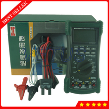 Wholesale prices MS5208 Multifunction Digital Multimeter Insulation Tester Megger