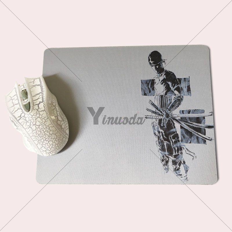 Yinuoda Наруто и один кусок геймер играть коврики коврик Размеры для 18x22x0,2 см игровые коврики