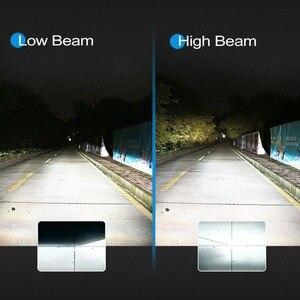 Image 5 - Car Headlight H7 H8 Led H1 H3 H4 H11 HB4 HB3 9006 9005 H27 880 881 LED 8000LM 6000K 12V 24V Auto Light Bulb Lamp