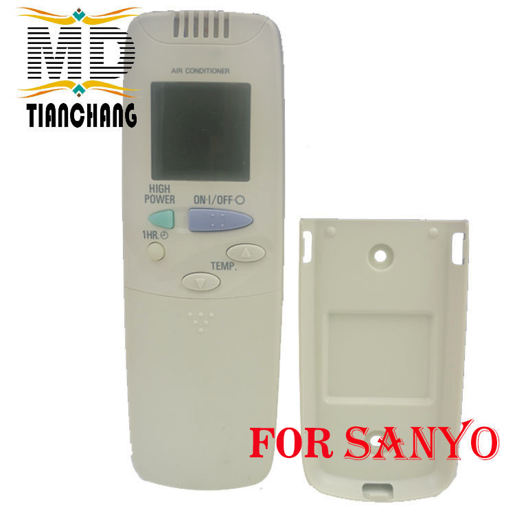 Split & Portable Air Conditioner For SANYO Remote Control RCS-3MVPS4E Air Conditioning Parts 24v dc air conditioning system portable air conditioner for boats trucks