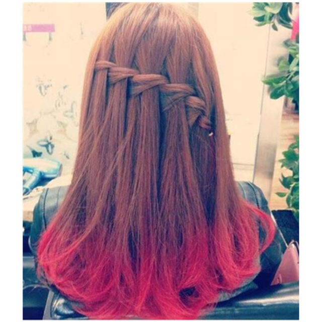 Online Shop Fashion DIY Temporary Wash-Out Dye Hair color coloring ...