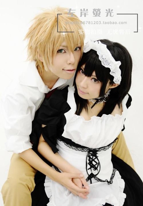 maid sama cosplay alodia - photo #10