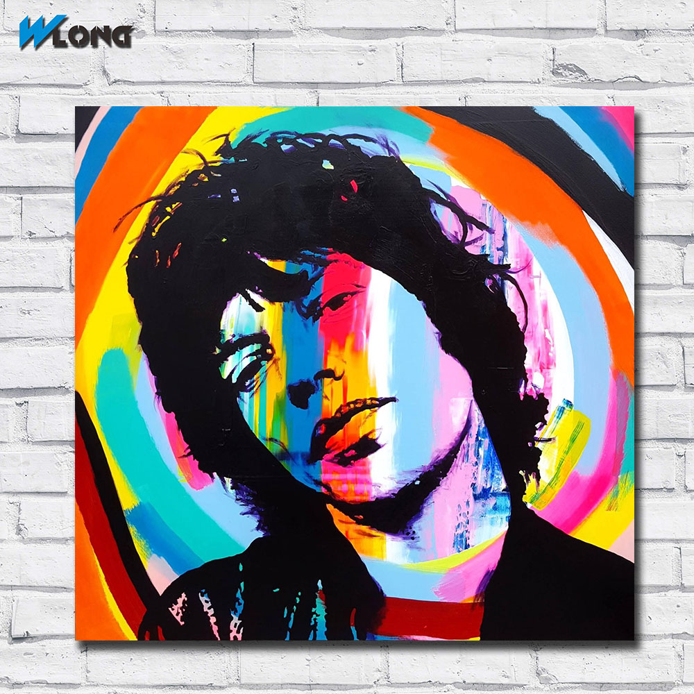 How To Paint Pop Art On Canvas