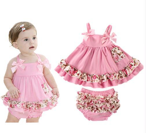 725f008e0531c High quality Newborn Baby Girl Dress infant toddler Girl clothing Body  Bodysuits Sling Bat Roupas Body Bebes Baby Clothing Set-in Clothing Sets  from ...