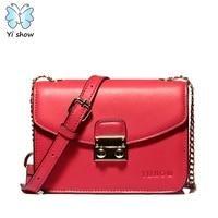 Anna S Bag Mini Flap Casual Shoulder Bags Women S Messenger Bag Vintage Handbag Waterproof Split