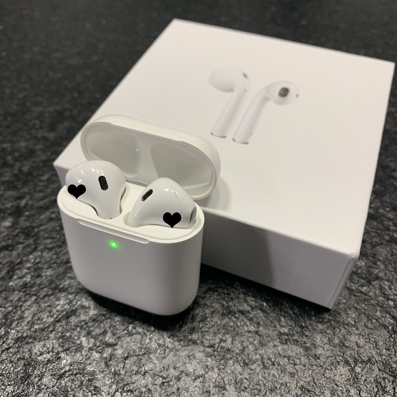 Nouveau i200 TWS Bluetooth écouteur Air 2 écouteurs avec capacité réelle écouteurs capteur de proximité casque de Charge sans fil vs i80 tws