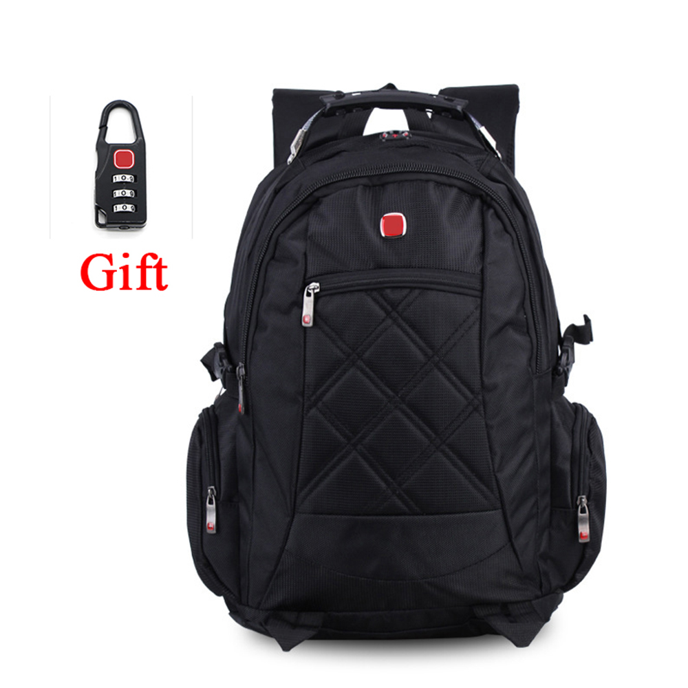 10 off waterproof nylon backpack men laptop rucksack mochila masculina bags sac a dos. Black Bedroom Furniture Sets. Home Design Ideas