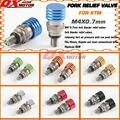 М4 0.7 ММ Вилка Воздуха выпускной Клапан Использовать Для KTM EXC EXC-F250 SX350 SXF250 MXC SXS 250 XC350 XCR XCW450 XCF XCRF М SMR WP
