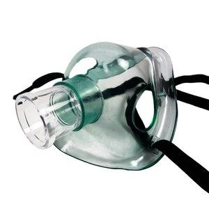 Image 2 - 10 Stuks Wegwerp Medische Zuurstof Masker Voor Kinderen Tubing Apparaat Thuisgebruik Zuurstofconcentrator Vernevelaar Inhalator Leiding