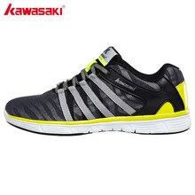 Бренд KAWASAKI K-815 дышащая сетка спортивная обувь для мужчин амортизация женская спортивная обувь спортивные кроссовки