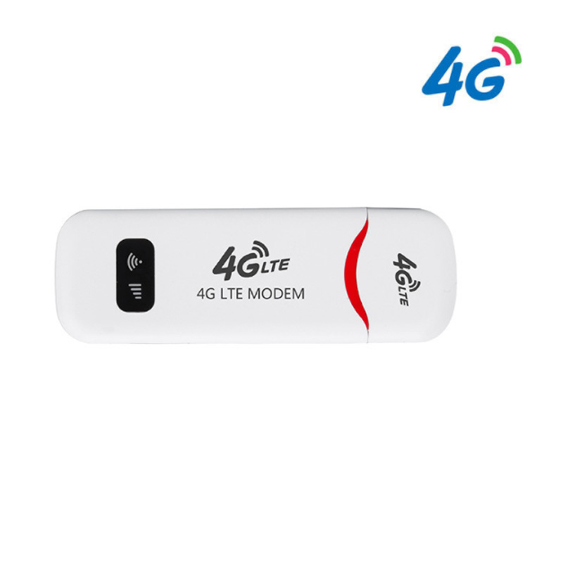 Image 3 - Unlocked 3G/4G USB LTE Dongle 100Mbps Pocked Wifi Router LTE USB Modem Stick With Sim Card Slot for Outdoor Car Router-in 3G/4G Routers from Computer & Office