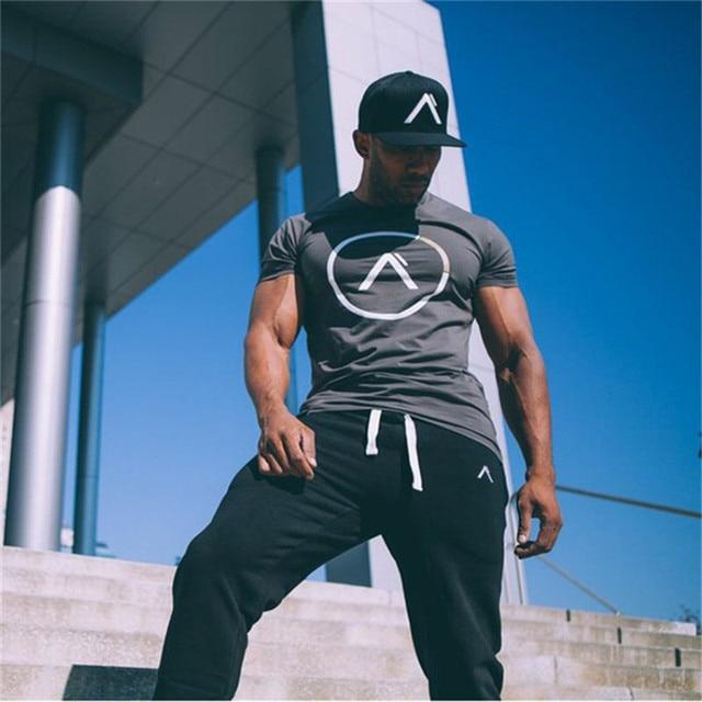 Gym T Shirt Men  4