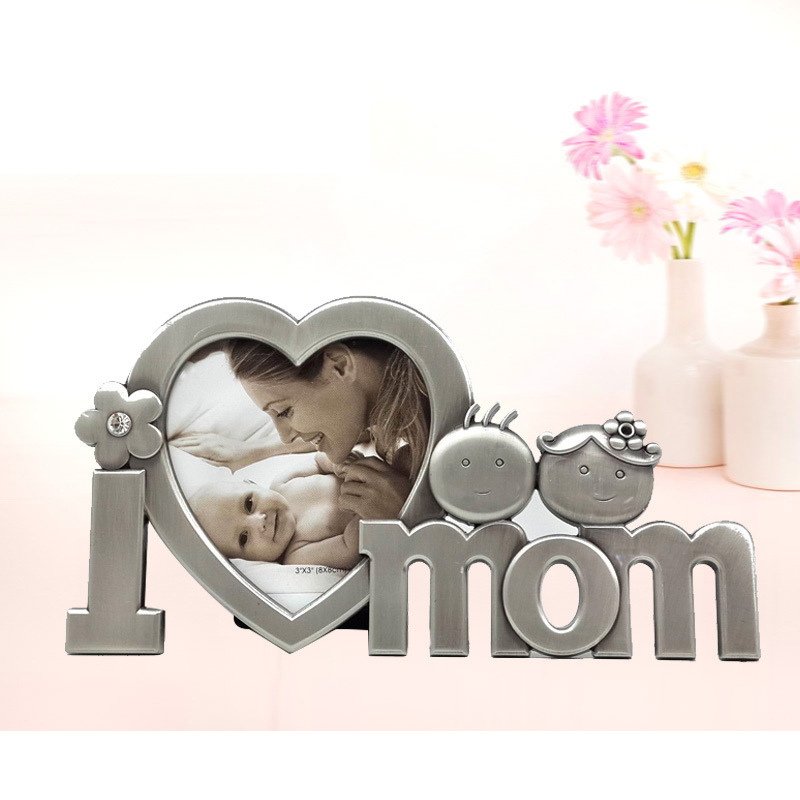 New Fashion Classic Photo frame MOM birthday gift Lovely baby DIY ...