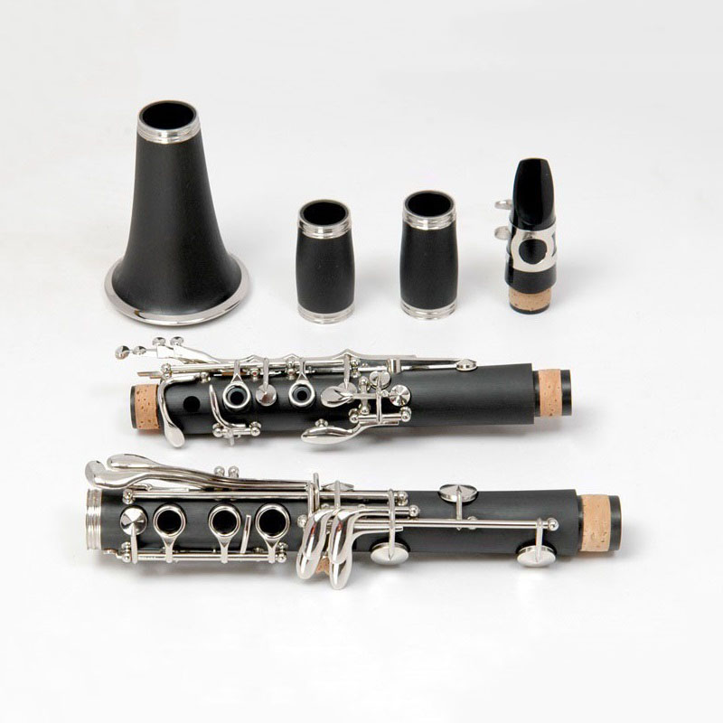 Free shipping buffy 17 key drop B High-grade employs the clarinet&The high drop B level playing clarinet Musical Instruments
