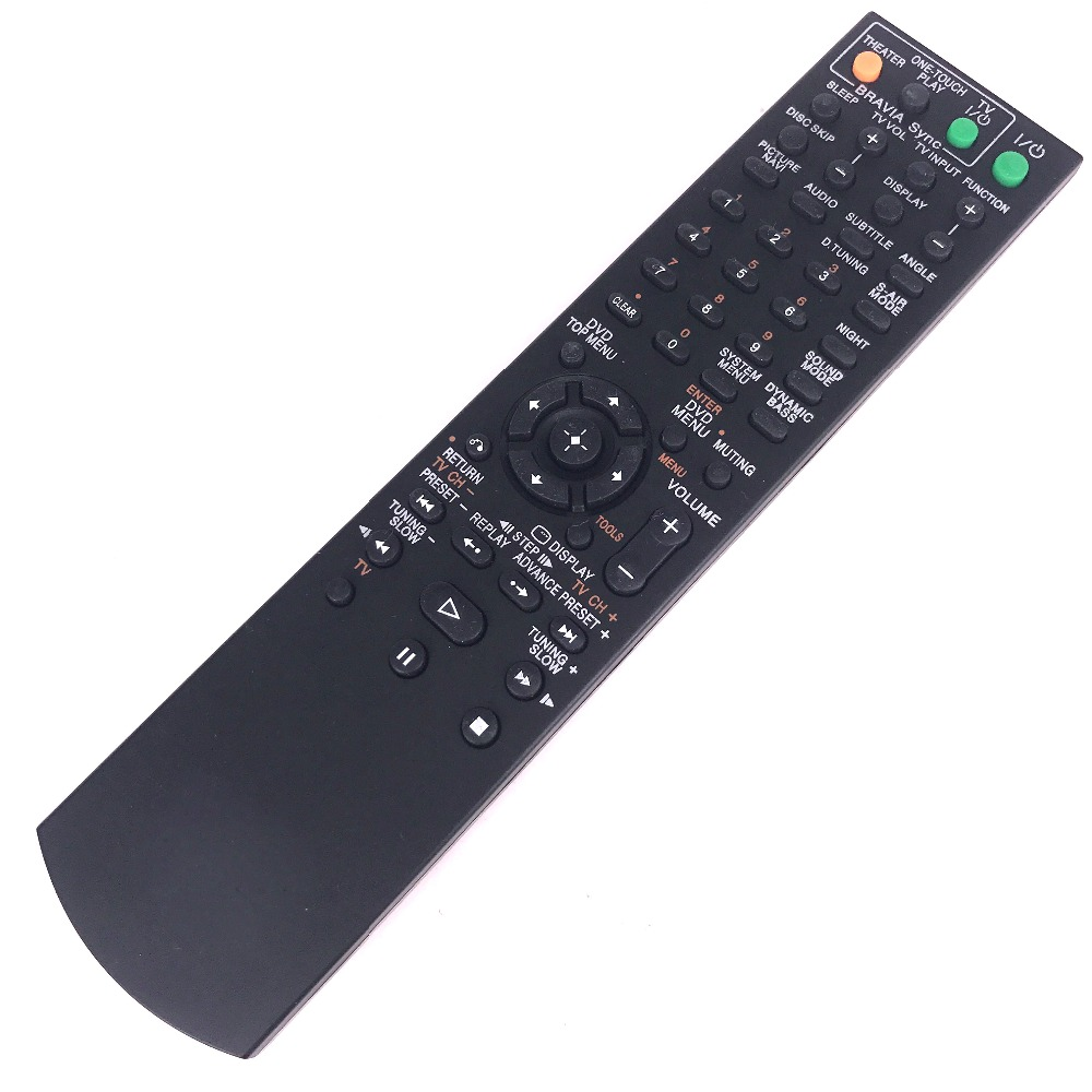 New remote control For Sony RM-ADU048 DAV-DZ150K DAV-DZ151KB HCD-DZ120K DAV-HDX266 HCD-DZ110 RM-ADU050 DVD Home Theater System new replacement for sony rm aau013 av receiver remote control for ht ddw685 ht ddw790 e15 strdg500 strdh100 strdh500