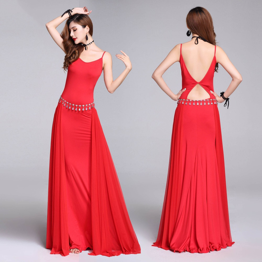 New Belly Dance Costumes Women Bellydance Dress Fashion Sexy Costumes Oriental Dance Costume Dance Performance Clothing