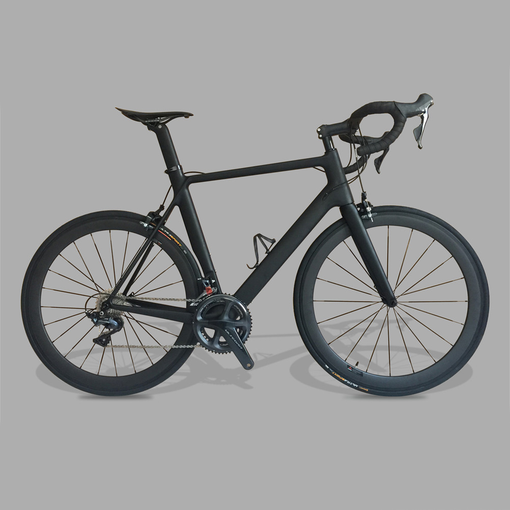 Spcycle 2019 nouveau vélo de route en carbone 700C Ultegra R8000 22 vitesses vélo de course complet en carbone 7.8 kg vélo de route ultra-léger