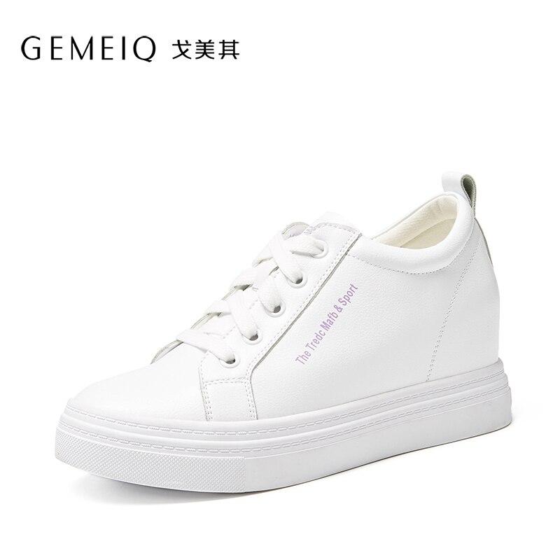 Encaje En Purple Gemeiq Gruesa white Black Mayor Zapatos White De Apertura Dedo Blanco Suela Fácil 2019 Nueva Profundo Coreana Las Del Mujeres Pie Redondo Primavera OfwFqSOnxv