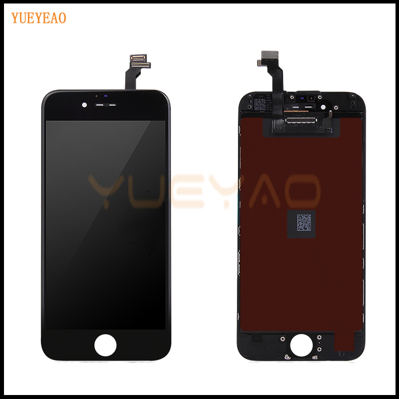 YUEYAO AAAA High Quality No Dead Pixel Display For Apple iPhone 6 LCD Touch Screen Replacement With DigitizerYUEYAO AAAA High Quality No Dead Pixel Display For Apple iPhone 6 LCD Touch Screen Replacement With Digitizer
