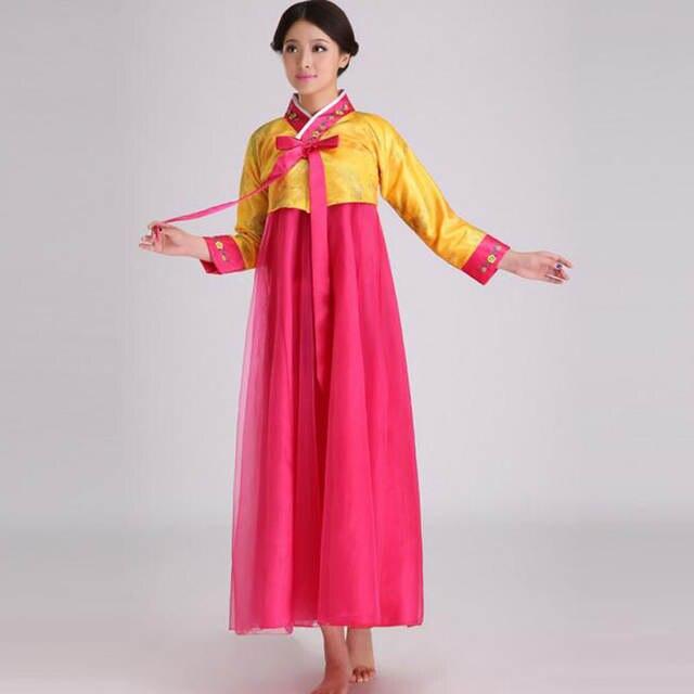 4bff1090d Online Shop New Korean hanbok women traditional korean Stage ...