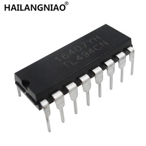 Image 1 - 100 PCS TL494CN DIP 16 TL494C TL494 PULSE WIDTH MODULATION CONTROL CIRCUITS