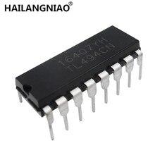 100ピースtl494cn dip tl494c tl494 PULSE WIDTH MODULATION制御回路