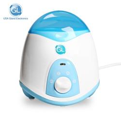 GL Multifunction Smart Baby Bottle Warmer Heating Milk Sterilizer Food Egg Heating EU plug