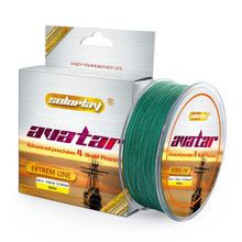 SOLOPLAY 300m Multifilament 4 Strands PE Braided Fishing Line Carp 1 Meter 10M 1 Color Multi Color Sea Softwater Fishing Line