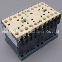 LP2K1201N reversing contactor mechanical interlocking contactor Mechanical chain contactor voltage DC220V DC110V DC24V DC12V