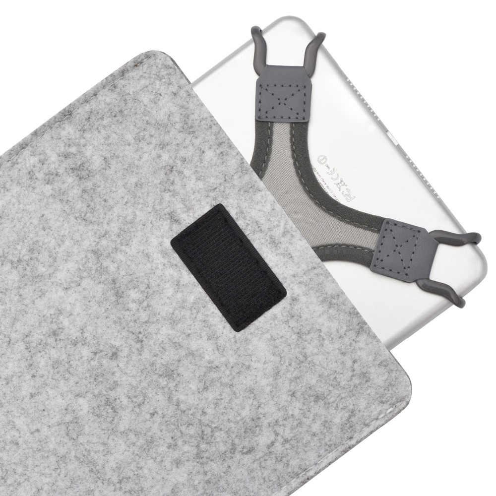 SUNHOME מחשב שקיות בתוספת בונוס רצועת יד מחזיק עבור עבור 9-10 אינץ טבליות