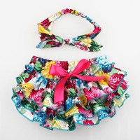 TUTU Skirt With Matching Head Band Baby Flower Short With Headband Baby Photography Props Princess Skirt