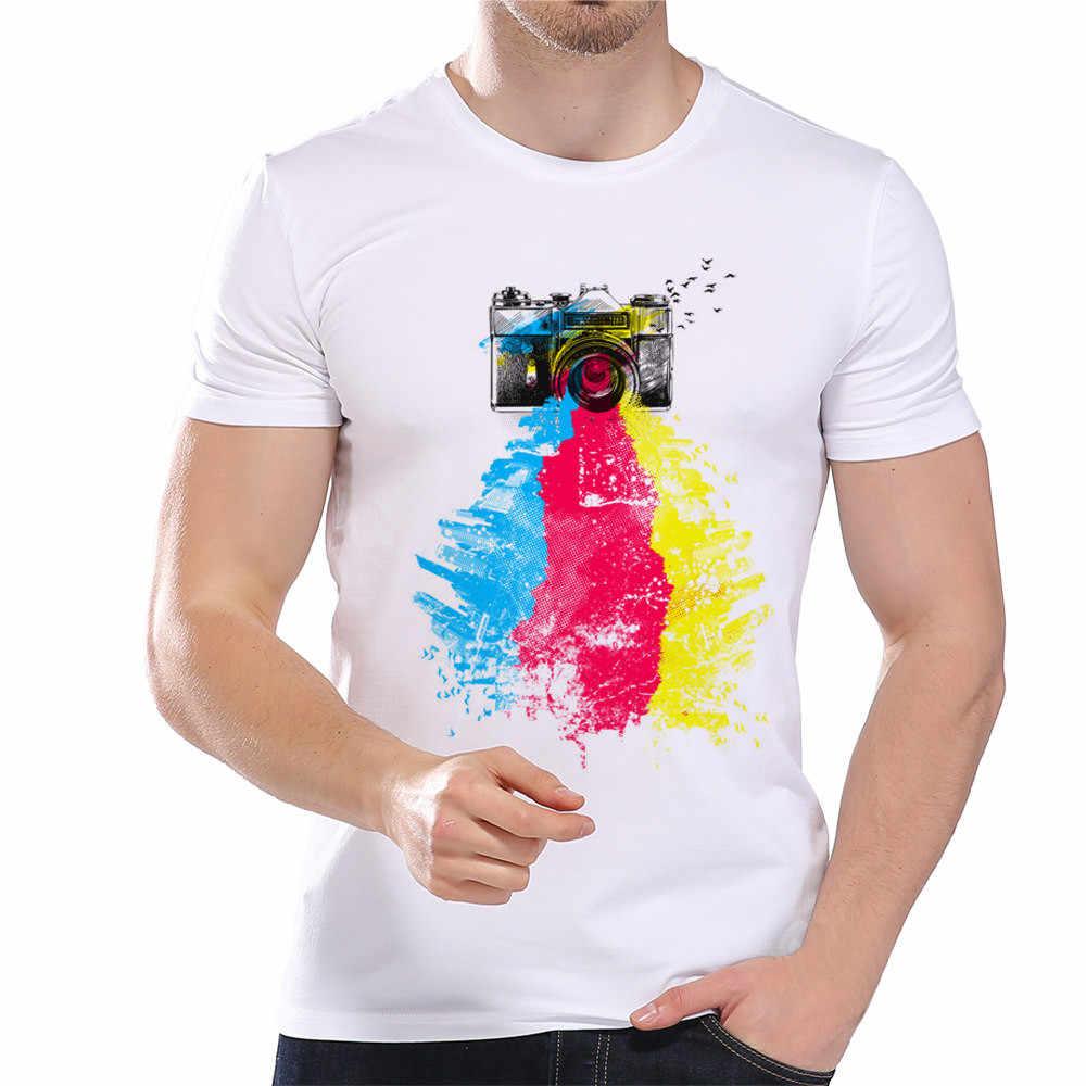 Мода 2019 крутая футболка для мужчин/женщин 3d футболка принт кошка Высокое качество короткий рукав летние футболки мужская одежда camiseta