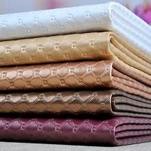 50×135 см Пвх Синтетическая Кожа Мебель Ткань, пвх Ткань Обивки Дивана, толстая Искусственной Кожи Материал Vinilo Decorativo Tissu
