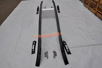 Exterior Black Roof Rack Rails Luggage Carriers Side Bars For Land Rover Discovery Sport 2015 2016
