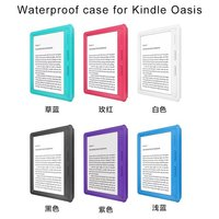 IP67 Ultra Slim Lightweight Water Resistant Dirt Snow Shockproof Case Cover For Amazon New Kindle Oasis Case (2016 Released)