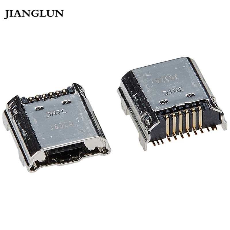 JIANGLUN FOR 2X Samsung Galaxy Tab 3 4 SM T210 T211 T230 Charging Port Charger Connector