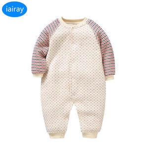 2f2d43a39fc iairay jumpsuit clothes cotton baby boy infant romper