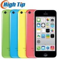 Unlocked Originele Apple iphone 5C telefoon 8MP Camera 16 GB 32 GB ROM IOS 8 4.0