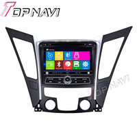 8inch Car DVD GPS For Hyundai Sonata I40 I45 I50 YF 2011 Low Version With Stereo