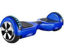Free Shipping Blue Color 6.5 Inch ul Two Wheels Hoverboard Self Balance Scooter Electric Scooter street-wheel With LED Light